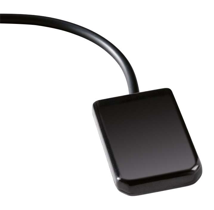 La potente conectividad USB hace que el sistema resulte extraordinariamente conveniente y móvil.